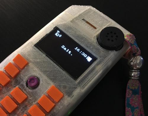 The Dooba Open Source Phone